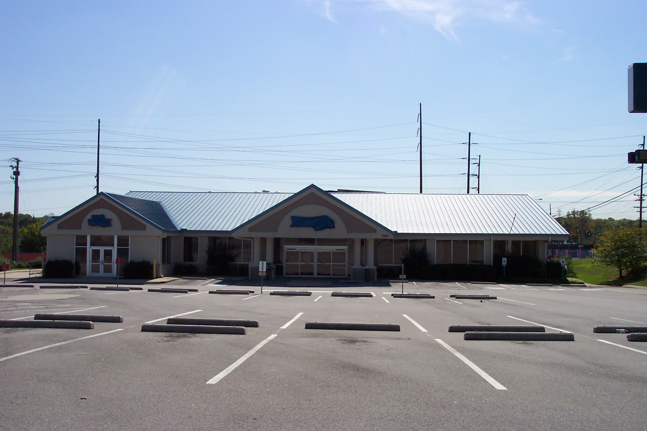 The Closing of Luby's in 2003