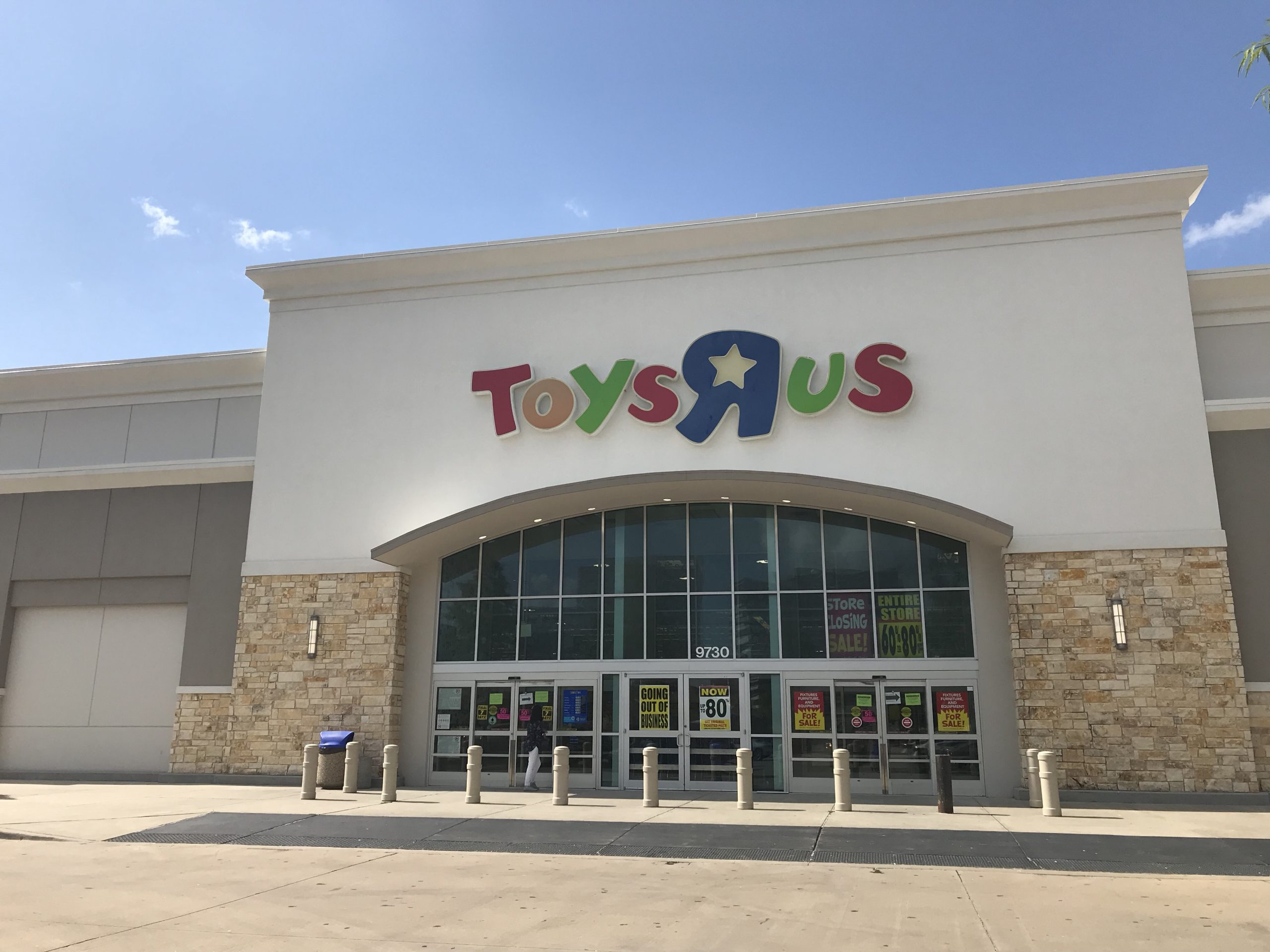 "The last of Houston's Toys ""R"" Us"