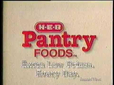 H-E-B Pantry Foods