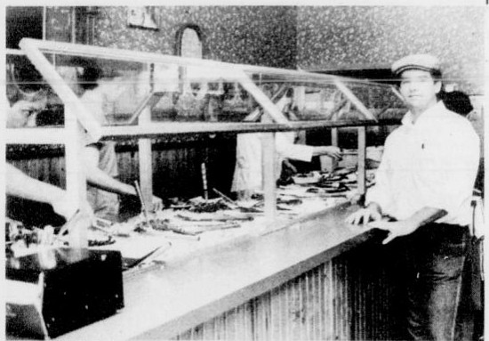 Houston's vegetarian friendly restaurants from 1995