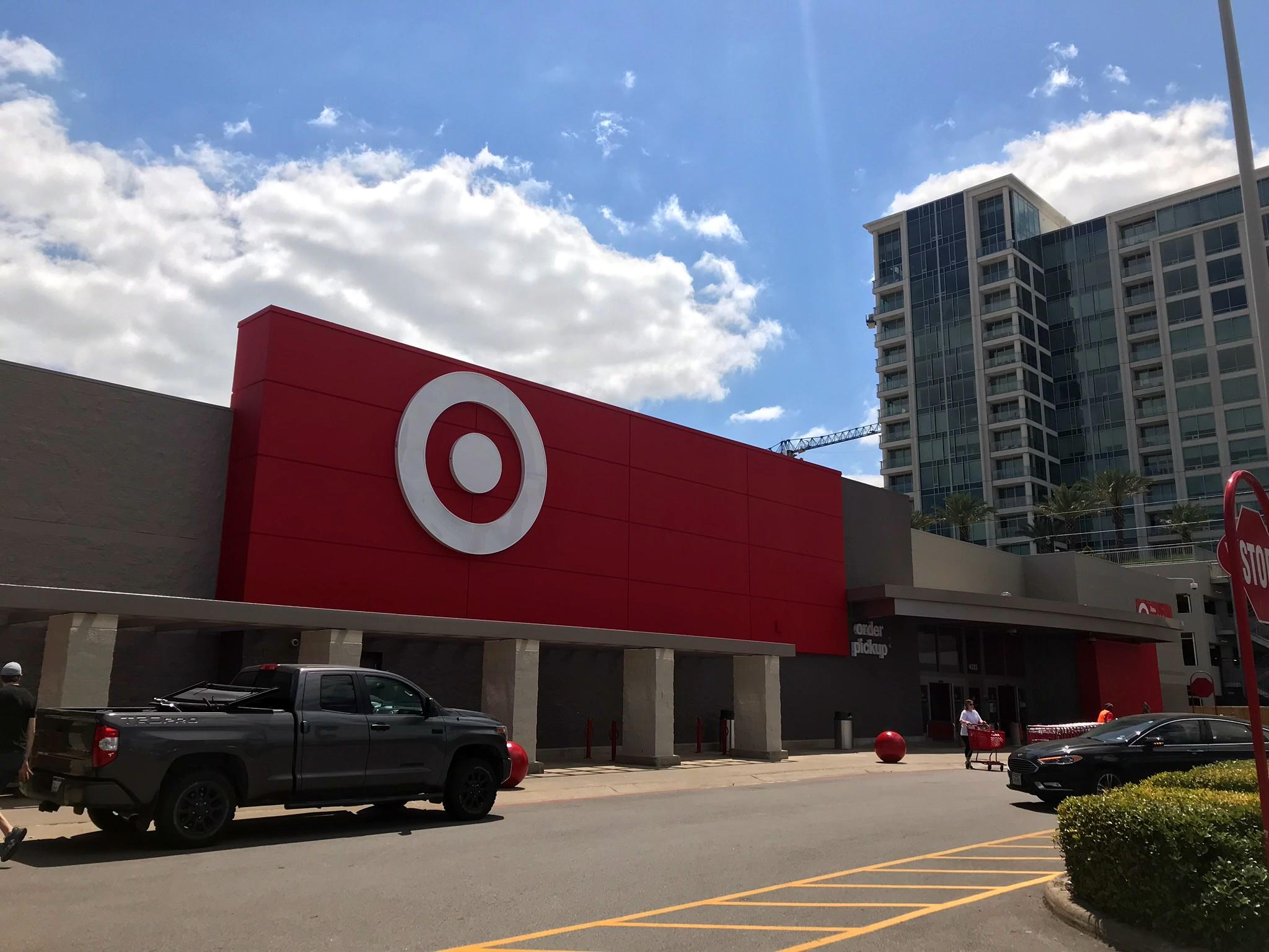 Target Galleria Remodel