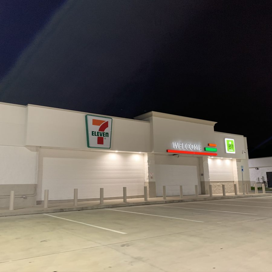 7-Eleven's less than triumphant Houston return