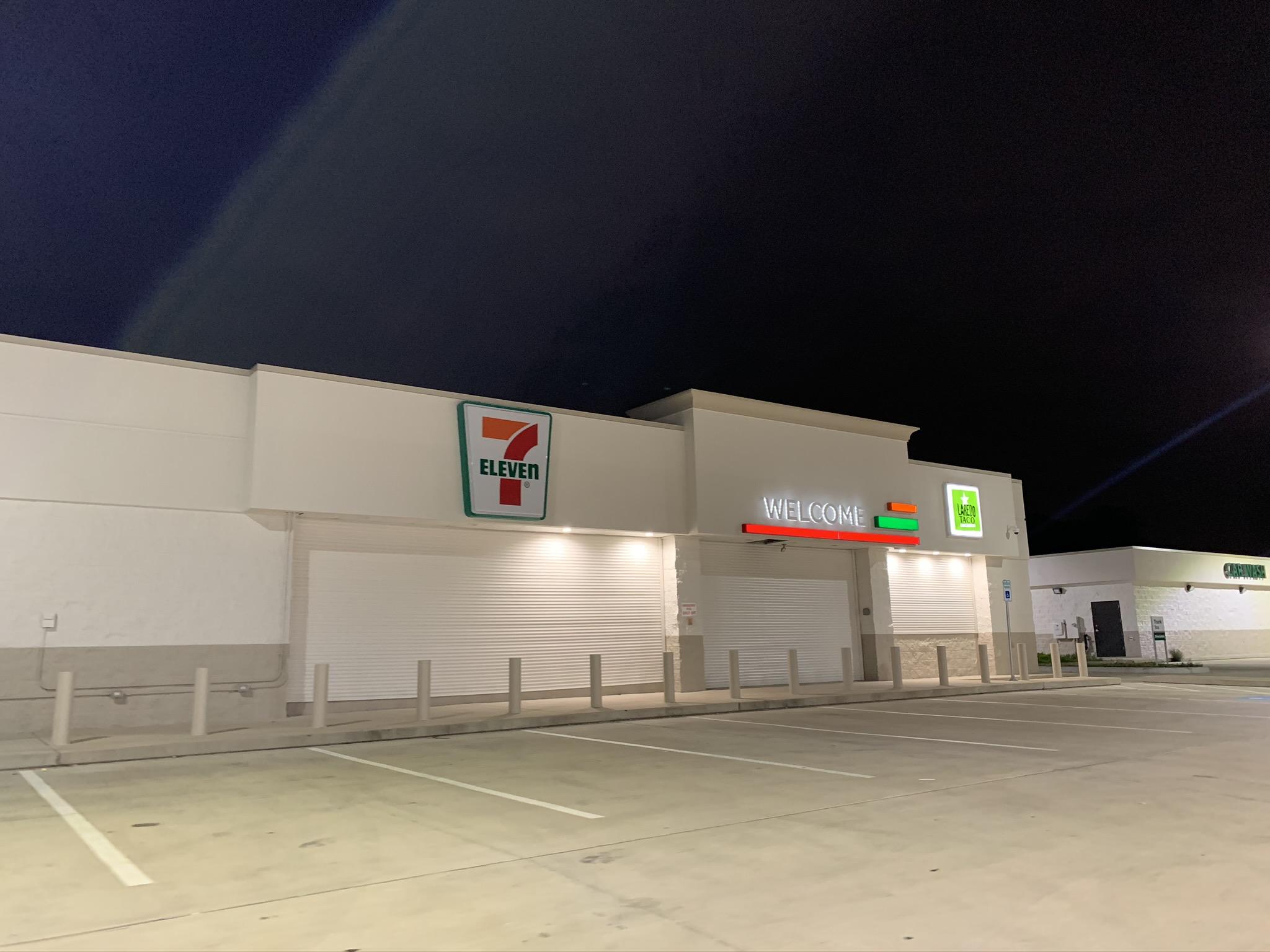 7-Eleven's less than triumphant Houston return