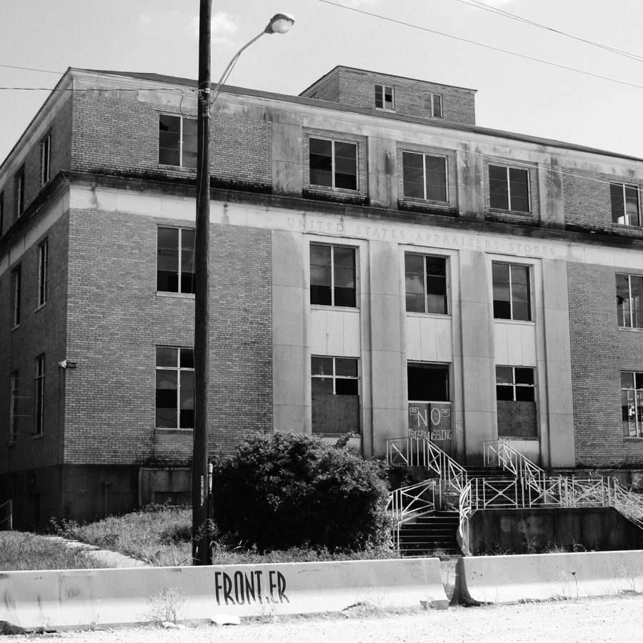 This Week in Demolition: A philanthropist's River Oaks Mansion and an abandoned Federal Building
