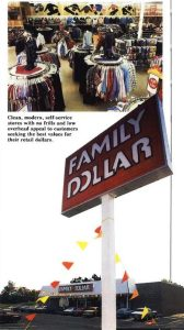 Family Dollar, 1986