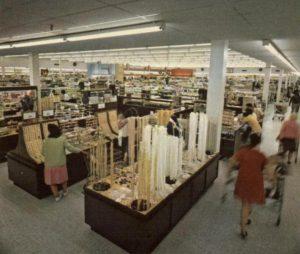 Houston Target, 1969