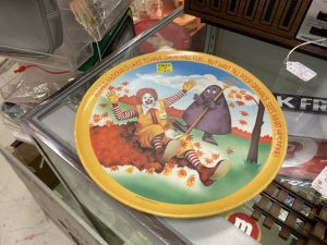 McDonald's Plate