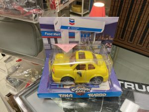 Chevron cars