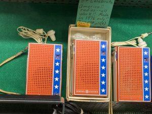 Bicentennial radio