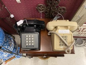 Western Electric Phones