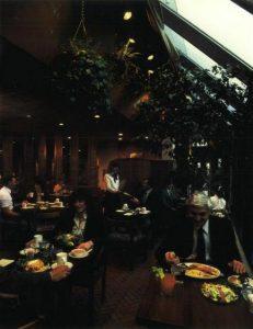 Kroger's B.K.'s Greenhouse Restaurant, 1982