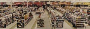 Safeway Superstore, 1977
