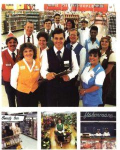 Winn-Dixie, 1987