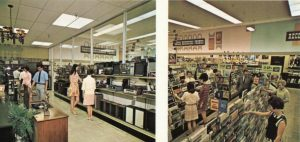 White Front Store, 1969
