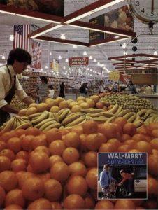 Wal-Mart Supercenter, 1989