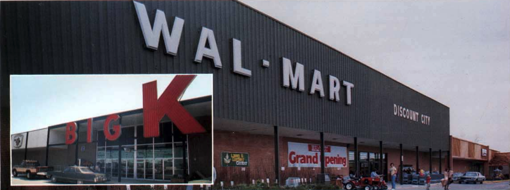 Decoding some of the most famous photos of 1980s Wal-Mart on the net!