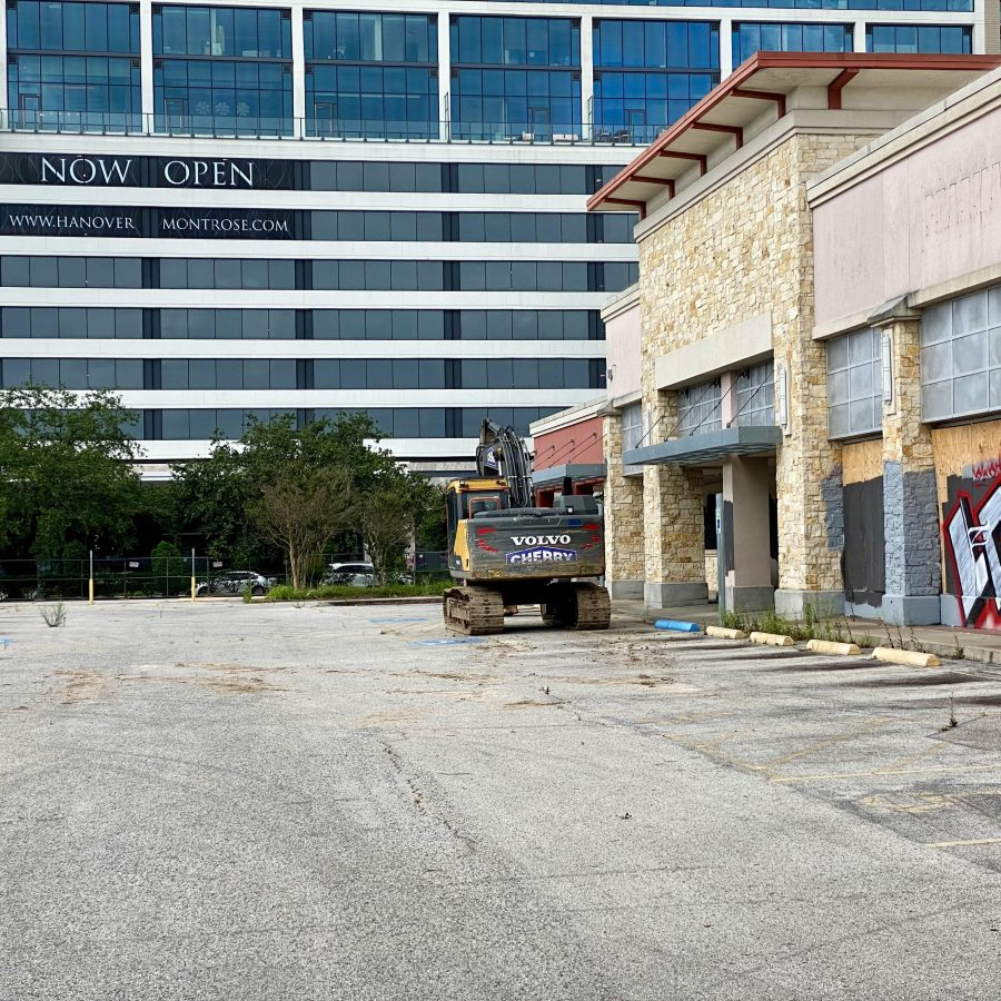 This Week in Demolition: While Disco Kroger boogies out of Montrose could an apartment tower be making its way in?