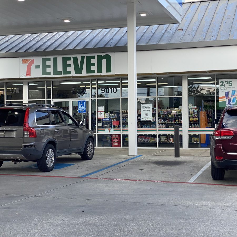 7-Eleven has finally hit the end of the Raceway!