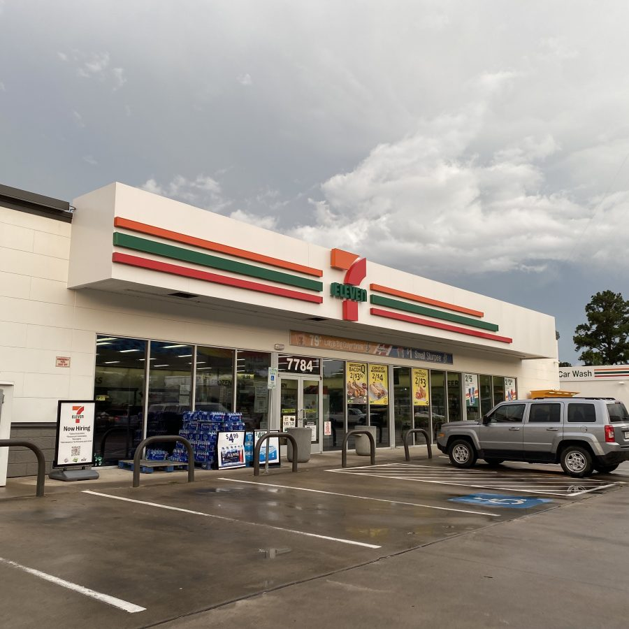 Stripes begin to fade as the 7-Eleven conversions push on