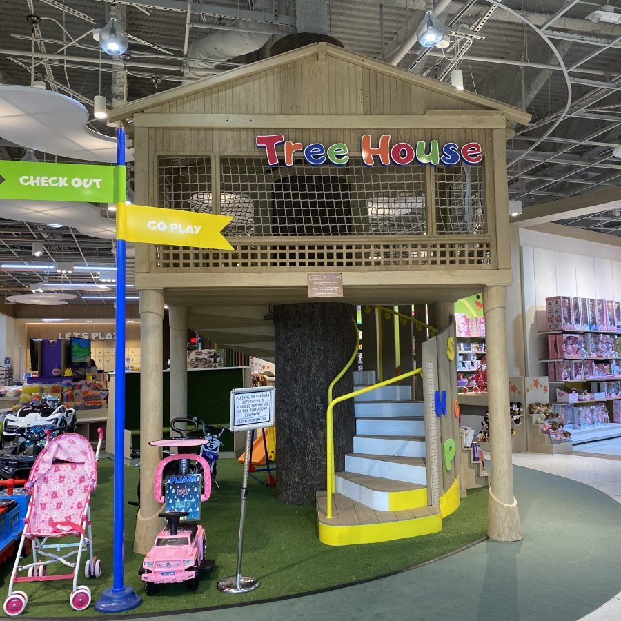 Who's living in Geoffry's House now? The Houston Galleria Toys 'R Us Failure