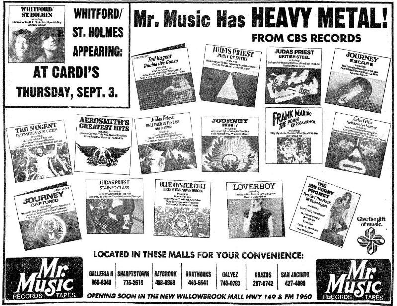 Mr. Music Records and Tapes