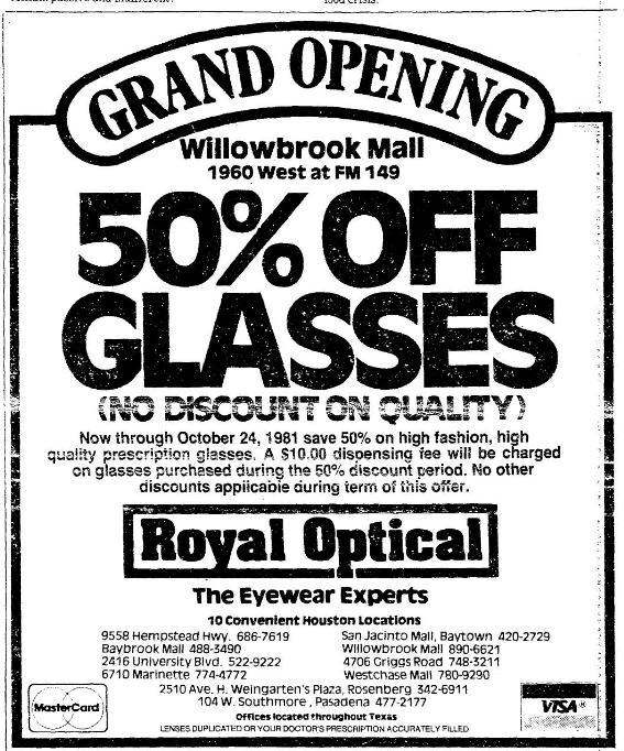 Royal Optical