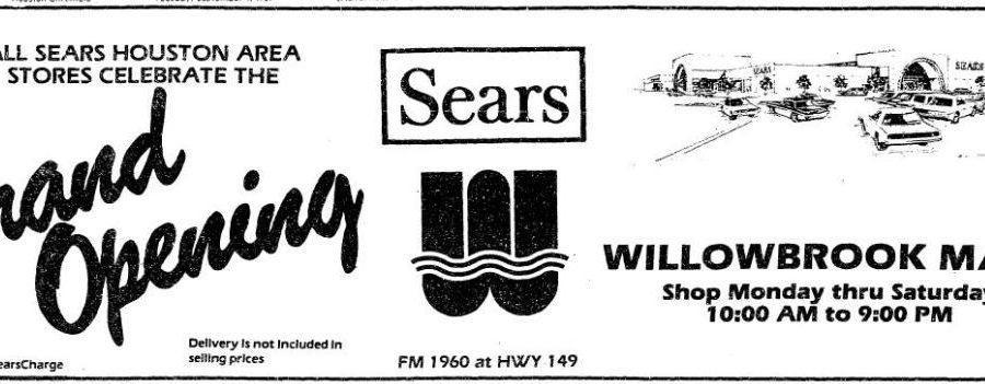 Sears Willowbrook Logo