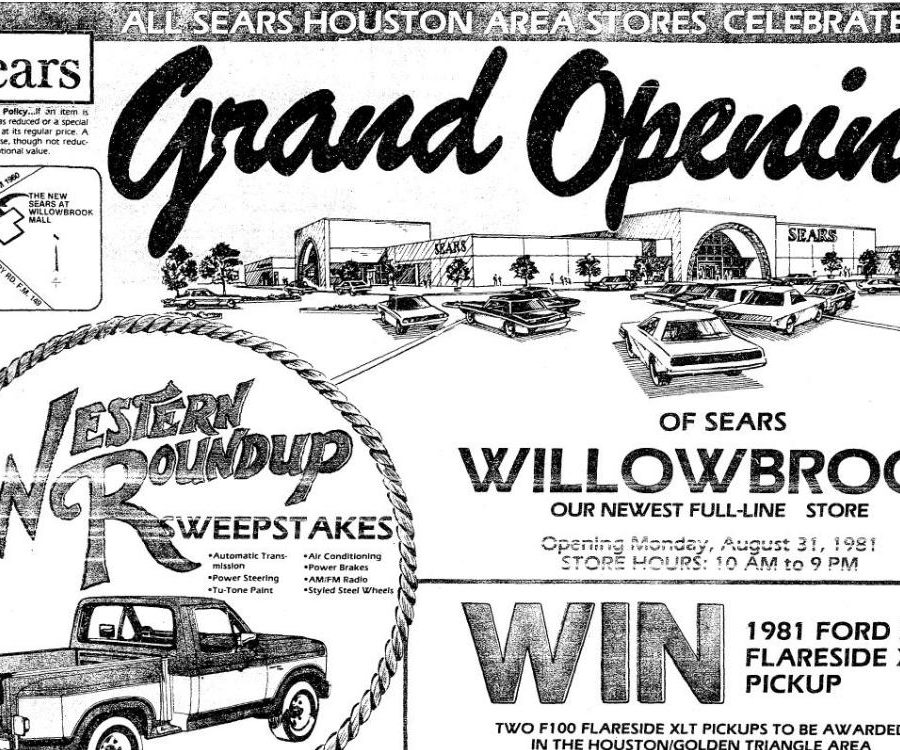 Sears Willowbrook