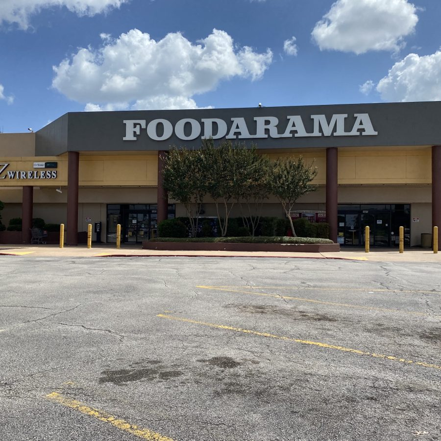 The best Foodarama I've ever been to: Randallasarama!