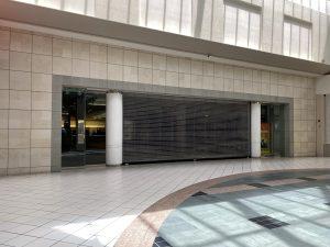 Sears Mall Entrance
