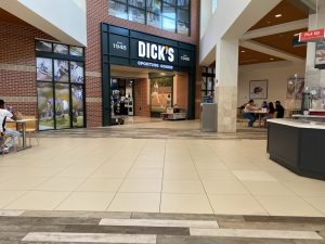 Dick's Sporting Goods Mall Entrance