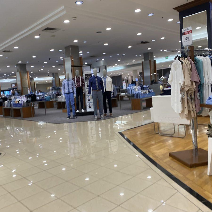 Macy's Men's Store