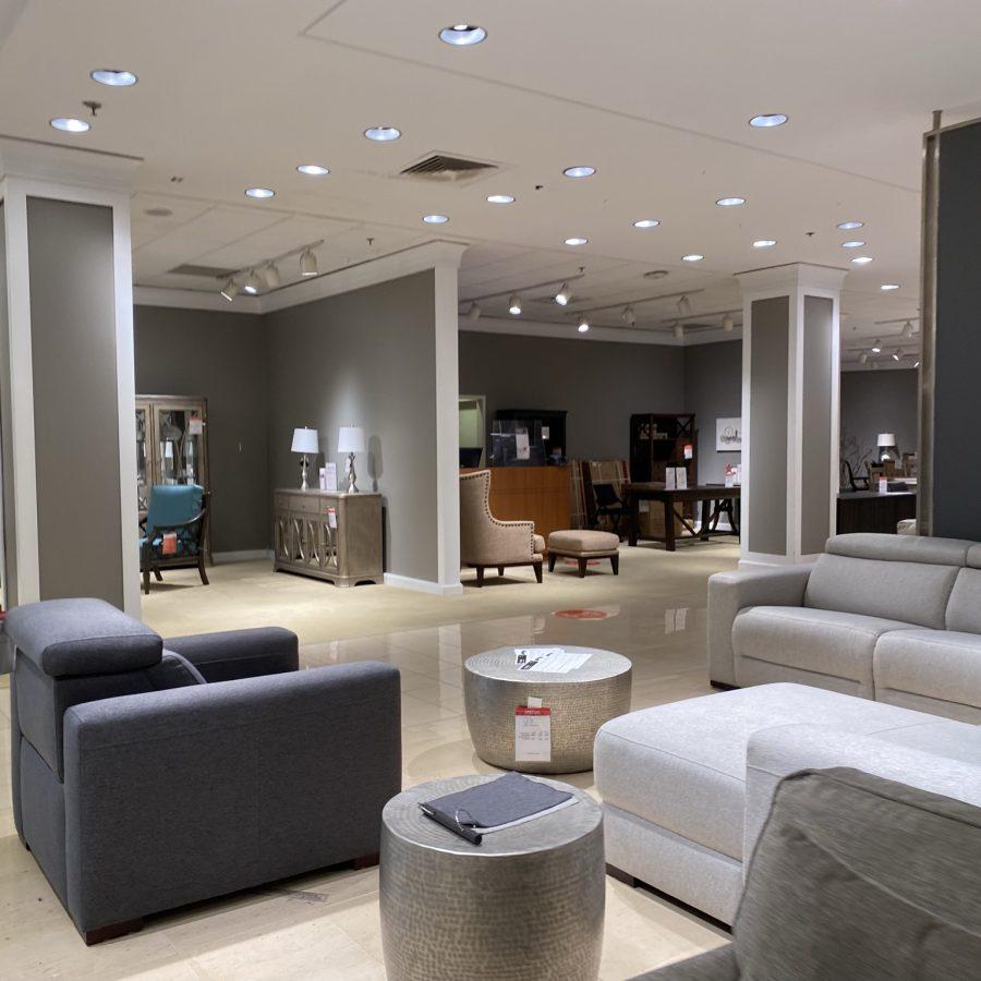 Macy's Men's Store Furniture Department