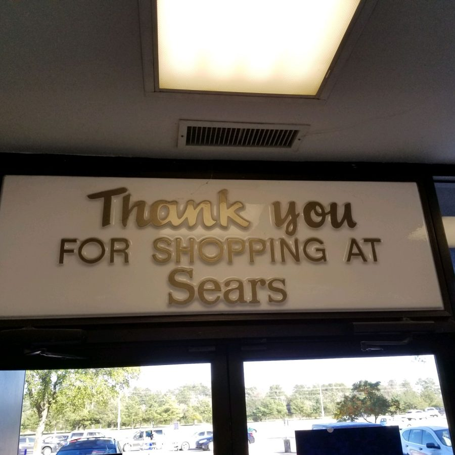 Thank you for shopping at Sears