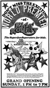 The Kids' Kounty Kharacters